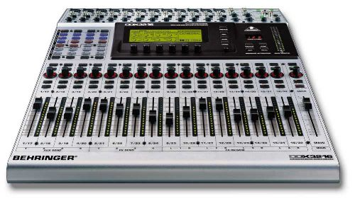 My mixing console